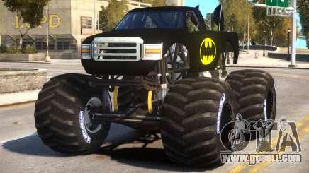 Monster Truck V.1.3 for GTA 4