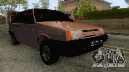VAZ 2108 Brachypterous for GTA San Andreas