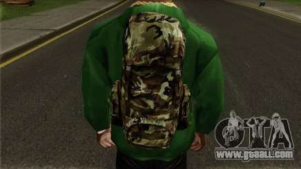 Parachute Bag HD for GTA San Andreas