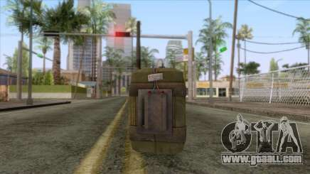 New Remote Explosives for GTA San Andreas