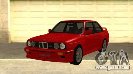 BMW M3 E30 Coupe for GTA San Andreas