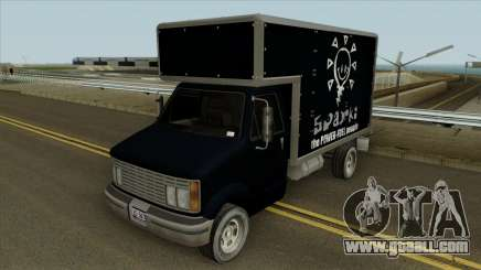 Mule HD for GTA San Andreas