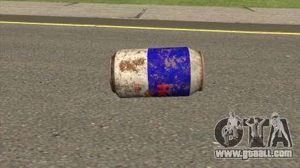 PUBG Hot Bull Energy Drink for GTA San Andreas