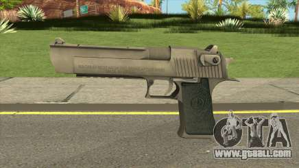 Desert Eagle from CS: Global Offensive for GTA San Andreas