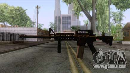 AR-15 Assault Rifle for GTA San Andreas
