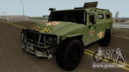 GAZ 2330 for GTA San Andreas