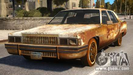 Emperor Rusty & Dirty for GTA 4