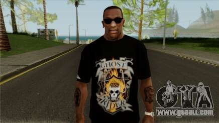 "T-Shirt ""Racer"" for GTA San Andreas"
