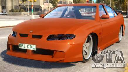 Holden Commodore for GTA 4