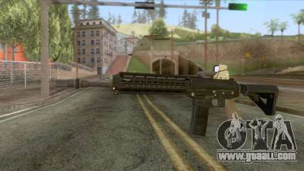 SG556 With Holosight for GTA San Andreas