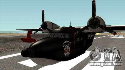 Grumman HU-16 Albatross for GTA San Andreas