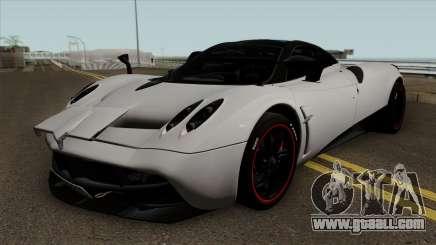Pagani Huayra SPBG 1.2 V4 for GTA San Andreas