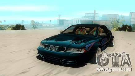 Audi S4 2000 SGdesign for GTA San Andreas