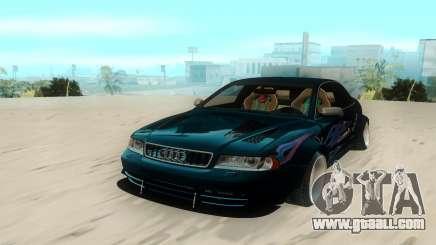 Audi S4 2000 SGdesign for GTA San Andreas