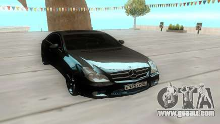 Mercedes-Benz CLS 63 AMG for GTA San Andreas