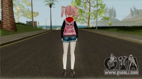 M.S.J Teto for GTA San Andreas