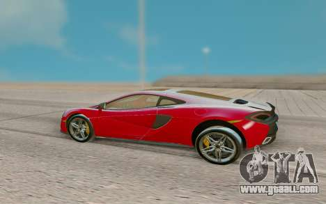 McLaren F1 for GTA San Andreas