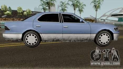 Emperor Elysian SA Style for GTA San Andreas