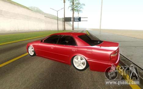 Toyota Chaser Stock for GTA San Andreas
