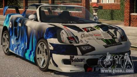Toyota MR-S [Q v1] for GTA 4