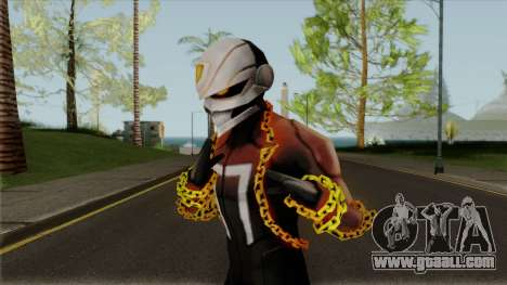 Robert Reys Ghost Rider From Avengers Academy for GTA San Andreas