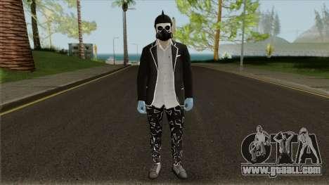 Skin Random 27 (Outfit Random) for GTA San Andreas