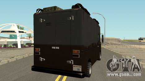 Boxville Mad Max for GTA San Andreas