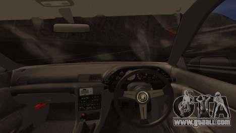 Nissan Skyline BNR32 for GTA San Andreas