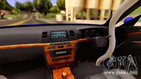 Toyota Mark II GX110 for GTA San Andreas