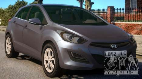 Hyundai i30 Civ for GTA 4