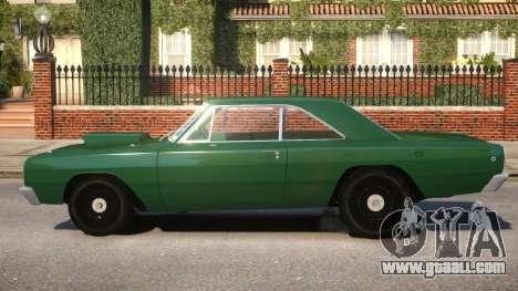1968 Dodge Dart V1.2 for GTA 4