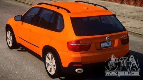 BMW X5 E70 V1.1 for GTA 4