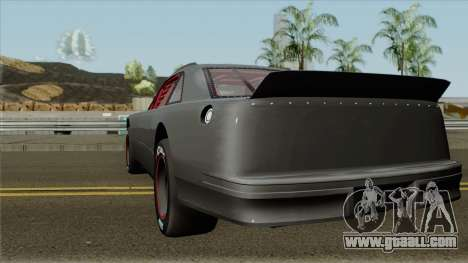 Declasse Hotring Sabre GTA V IVF for GTA San Andreas