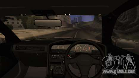 Toyota Supra JZA70 for GTA San Andreas