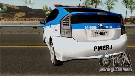 Toyota Prius PMERJ for GTA San Andreas