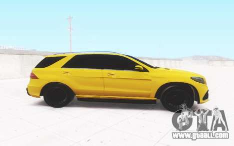 Mercedes-Benz GLE 63 AMG Wagon for GTA San Andreas