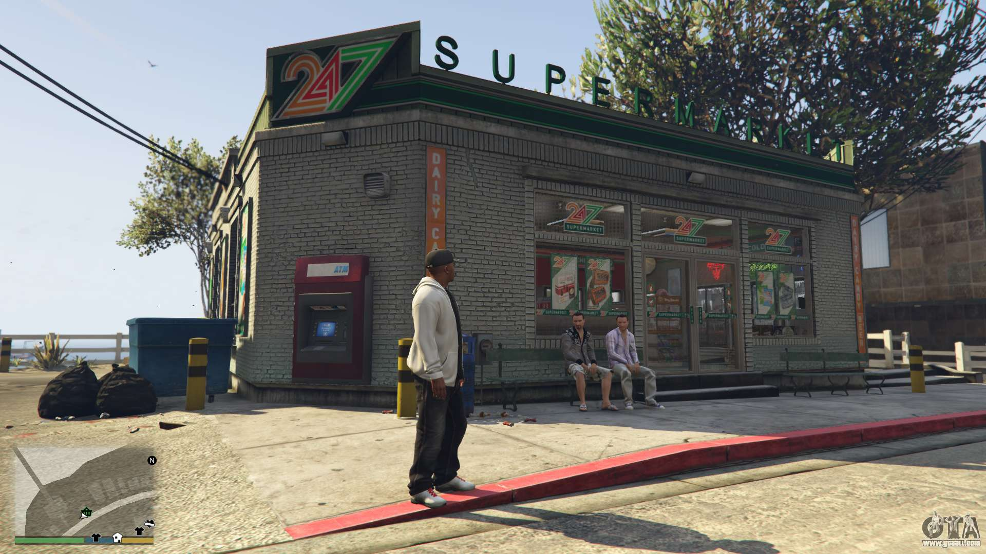 robbable store locations 2 0 for gta 5. Black Bedroom Furniture Sets. Home Design Ideas
