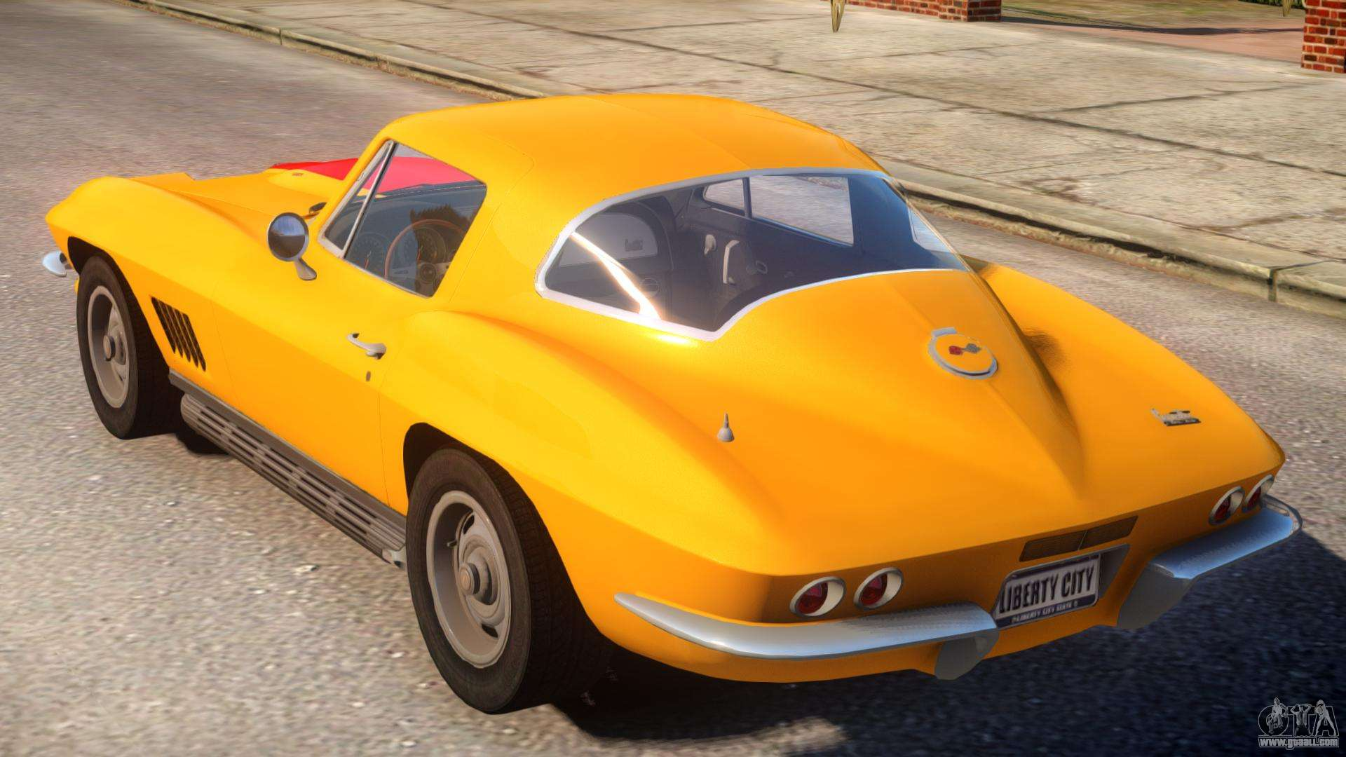 Design Your Own Corvette Game
