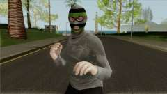 GTA Online Heist DLC - Random Skin 1 for GTA San Andreas