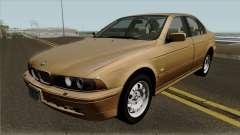 BMW 5-Series e39 525i 2001 (US-Spec) for GTA San Andreas