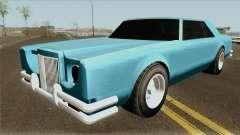 Dundreary Virgo The Car GTA V IVF for GTA San Andreas