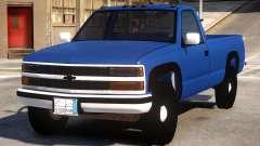 1997 Chevrolet Silverado for GTA 4