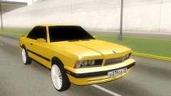 BMW 5-er E28 RUS Plates