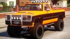 Declasse Rancher XL for GTA 4