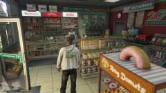 Robbable Store Locations 2.0 for GTA 5