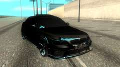 BMW M5 E60 HAMANN Style for GTA San Andreas