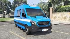 Mercedes-Benz Sprinter Ambulance [add-on]