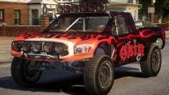 Dodge Ram Trophy Truck (DiRT2) for GTA 4