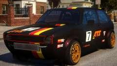 Volkswagen Golf MK1 PJ3 for GTA 4