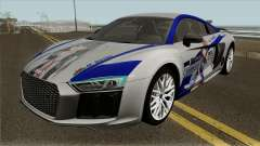 Audi R8 V10 Rin Shibuya for GTA San Andreas